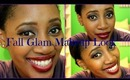 Fall Glam Makeup Tutorial Collaboration with HeyyValencia!