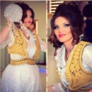 Albanian traditional bride style