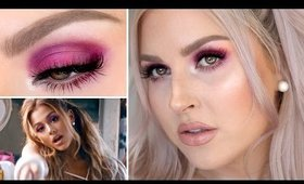 Ariana Grande 'Side To Side' Makeup Tutorial ♡ Shaaanxo