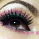 Barbie Doll eye