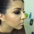 Gorgeous makeup I did