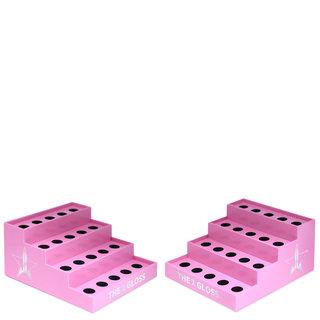 Jeffree Star Cosmetics The Gloss Pink Makeup Display (2-Pack)