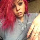 Pink hair!!!!
