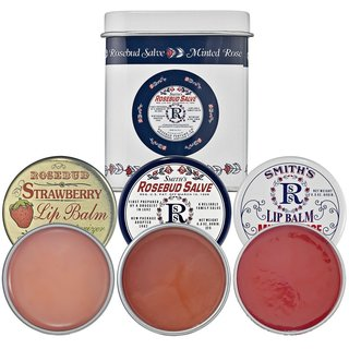 Rosebud Perfume Co. Three Lavish Layers of Lip Balm