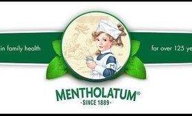 Diy  Mentholatum shower melts