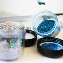 Sparkling Winter Wonderland Glitter Pigments