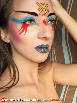 http://trustmyself-make-up.blogspot.com/2012/09/queen-of-orient.html