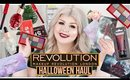 Revolution Makeup Halloween Haul 2019