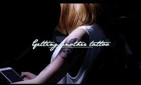 Getting a New Tattoo • MichelleA