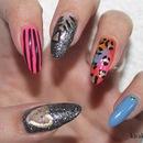 Fun Nail Design ☆