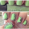 Super cool nails my favorite