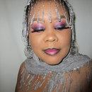Arabic Makeup Inspired Look