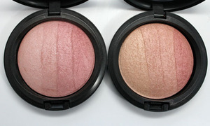 MAC, Naturally Mineralize Skinfinish in Blonde and Redhead
