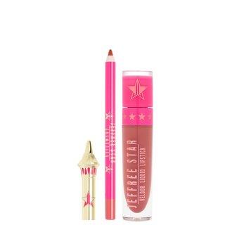 Velour Lip Kit Allegedly
