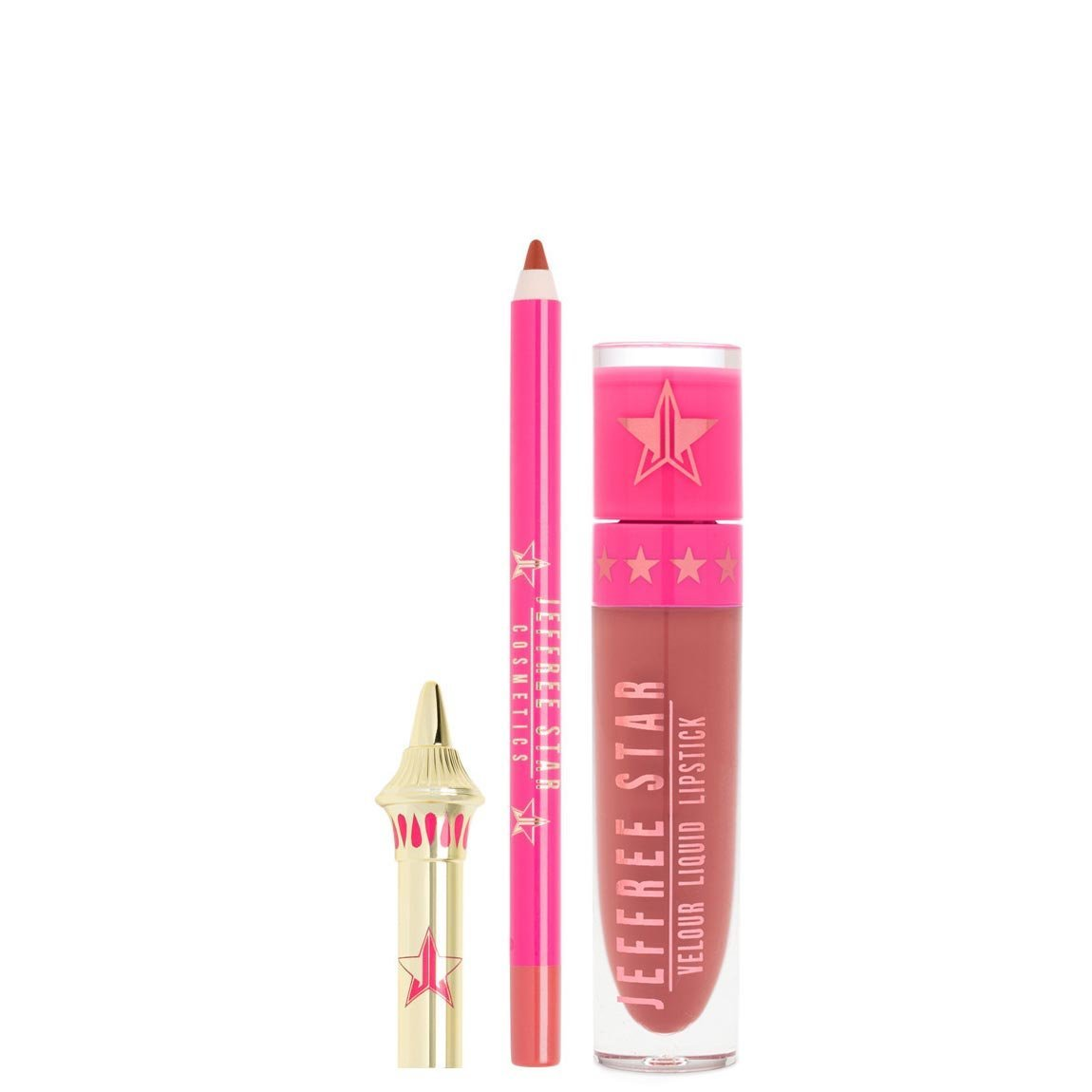 Jeffree Star Cosmetics Velour Lip Kit Allegedly