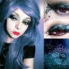 Spider Halloween Makeup Inspired Edgy Look