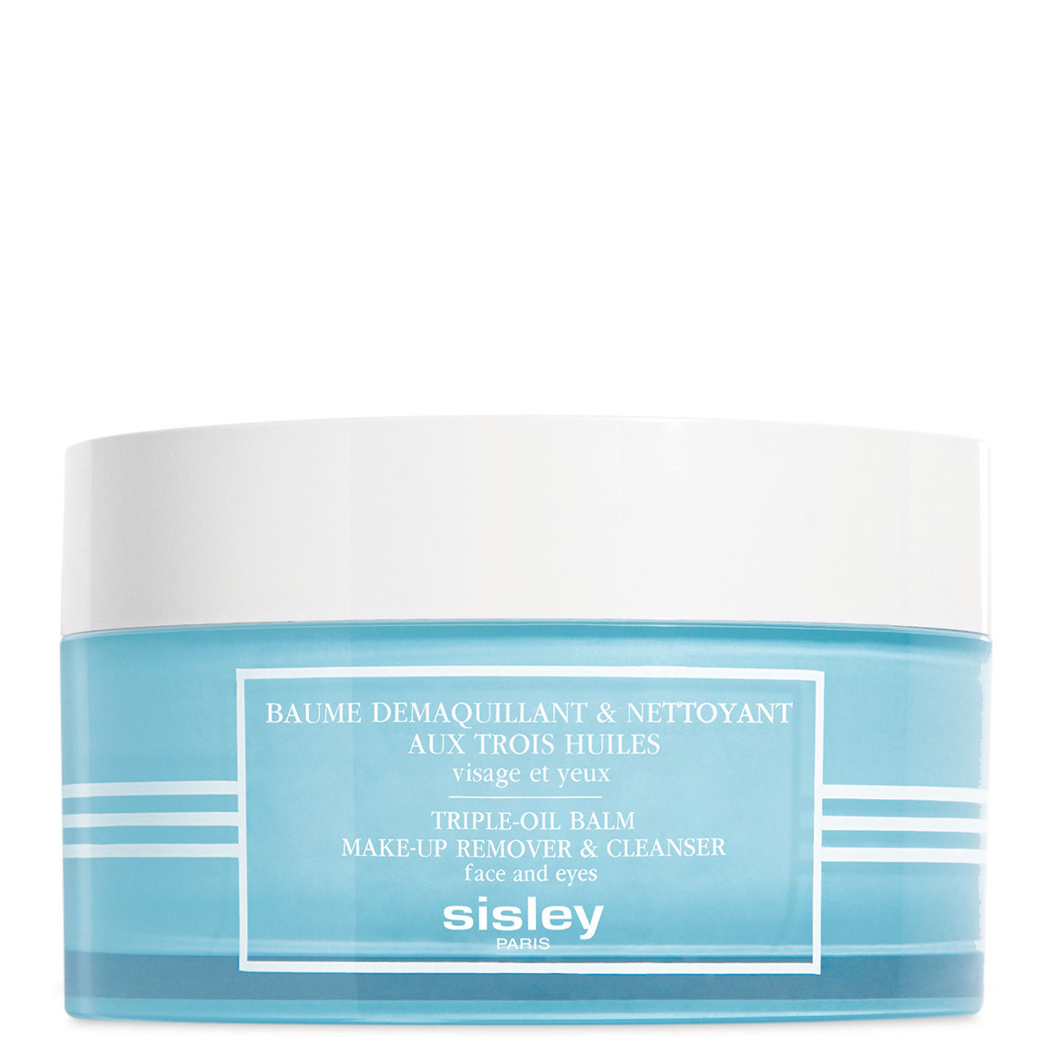 Sisley-Paris Triple-Oil Balm Makeup Remover & Cleanser alternative view 1 - product swatch.