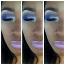 Purple Ombre' eye