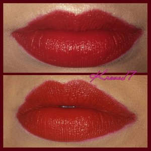 I'm very picky with red lipstick,  my all time favorite was Retro Red from NYC,  but I havnt seen it in years! So right now I'm rocking this combo until I find my red soul mate. I used: NYX Red Lip Liner and NYX Round Lipstick in Electric.   #Redlips #red #retro #nyxcosmetics #Lipsticks #lipliner #Makeup #lips #beauty #beautyshot #beautyproducts #Cosmetics #makeuplook #instabeauty #instamakeup #kroze17