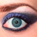 Night out eyeshadow.
