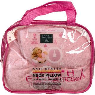 EARTH THERAPEUTICS Anti-Stress Microwavable Neck Pillow