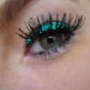Green Glitter  :)
