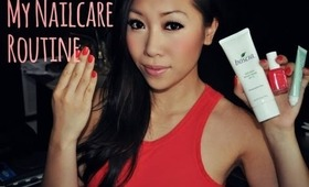 MY NAIL CARE ROUTINE - STRONGER, BRIGHTER NAILS -XPPINKX