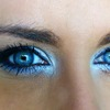 Silver And Navy Eye