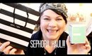 SEPHORA HAUL and MY NO BUY DETAILS!!!!