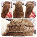 Lace Braid for Ladder Braid