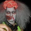 Horror einstein/ zombie