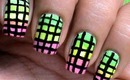Gradient Nail Polish Designs- Cute Ombre Bright Nail Art Long/Short Nails Easy Tutorial By Prachi