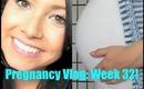 Pregnancy Vlog: Week 32!