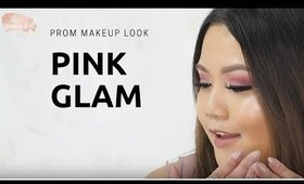 Huda Beauty Mauve Obsessions Palette Makeup Look | The Vanitydoll