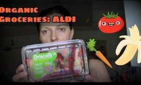 Organic Grocery Haul :: ALDI ::