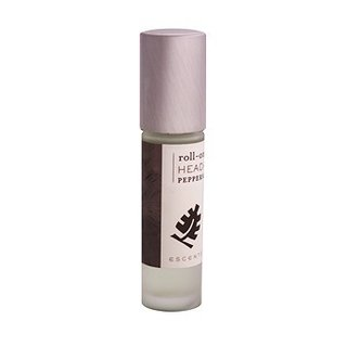 Escents Aromatherapy Natural Headache Relief Roll On