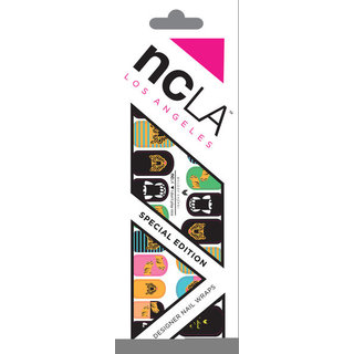NCLA Nail Wrap Collection Melody Ehsani
