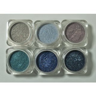 Milazzo Beauty Naked Cosmetics Color Collections in Twilight
