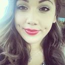 Red lipstick IG : @mannababby