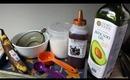 DIY Fresh & Fruity Scrub & Mask
