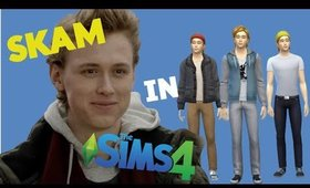 Skam In the Sims 4: Even Bech Næsheim