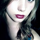 Purple lips :)