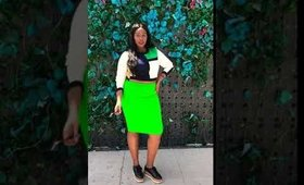 PLUS SIZE CASUAL WEAR LOOKBOOK | STEPHANIE T. EMMANUEL