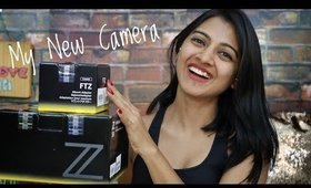 OMG! I Got a New Camera -  Nikon Z50 | Best Youtubers Vlogging Camera in India