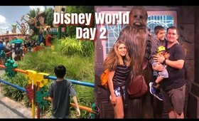 Disney World Day 2 ( Disney Hollywood Studios + Epcot)