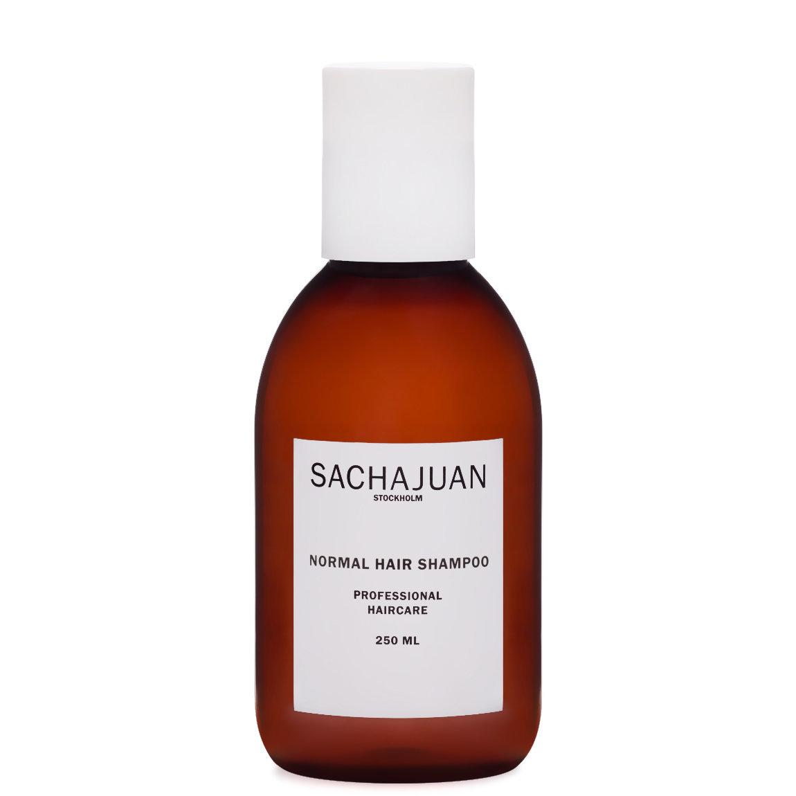 SACHAJUAN Normal Hair Shampoo product swatch.