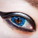 Me my blue eye