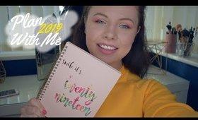 Plan 2019 With Me   Danielle Scott