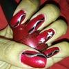 Valentine's nails..