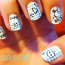 Notebook nail